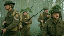 The new Dad's Army feature film will be premiered on Tuesday 26 January 2016.