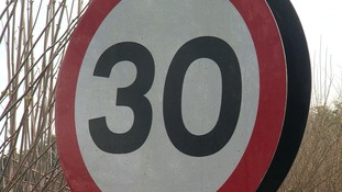 A new campaign has started to get drivers to stick to the 30 mile per hour limit in built-up areas.