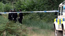 Police search Parkhurst Forest