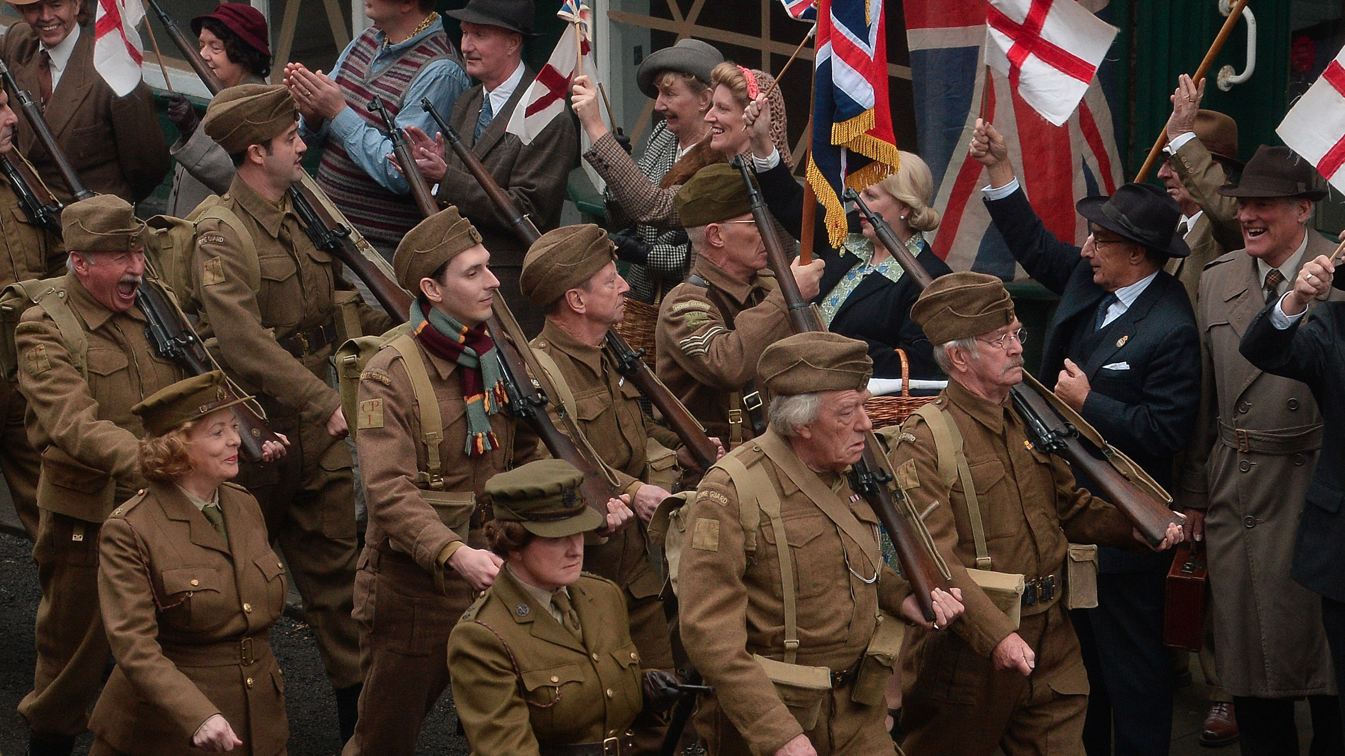 National Business Group On Health >> Stars to turn out for Dad's Army world premiere | Calendar - ITV News
