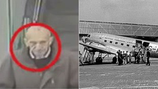 Was mystery man who died on moor travelling to the site of a 1949 plane crash?