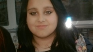 Amina Smith has been missing since yesterday