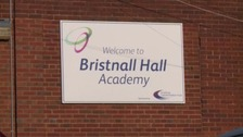 Bristnall Hall Academy is just one of the schools to have closed today