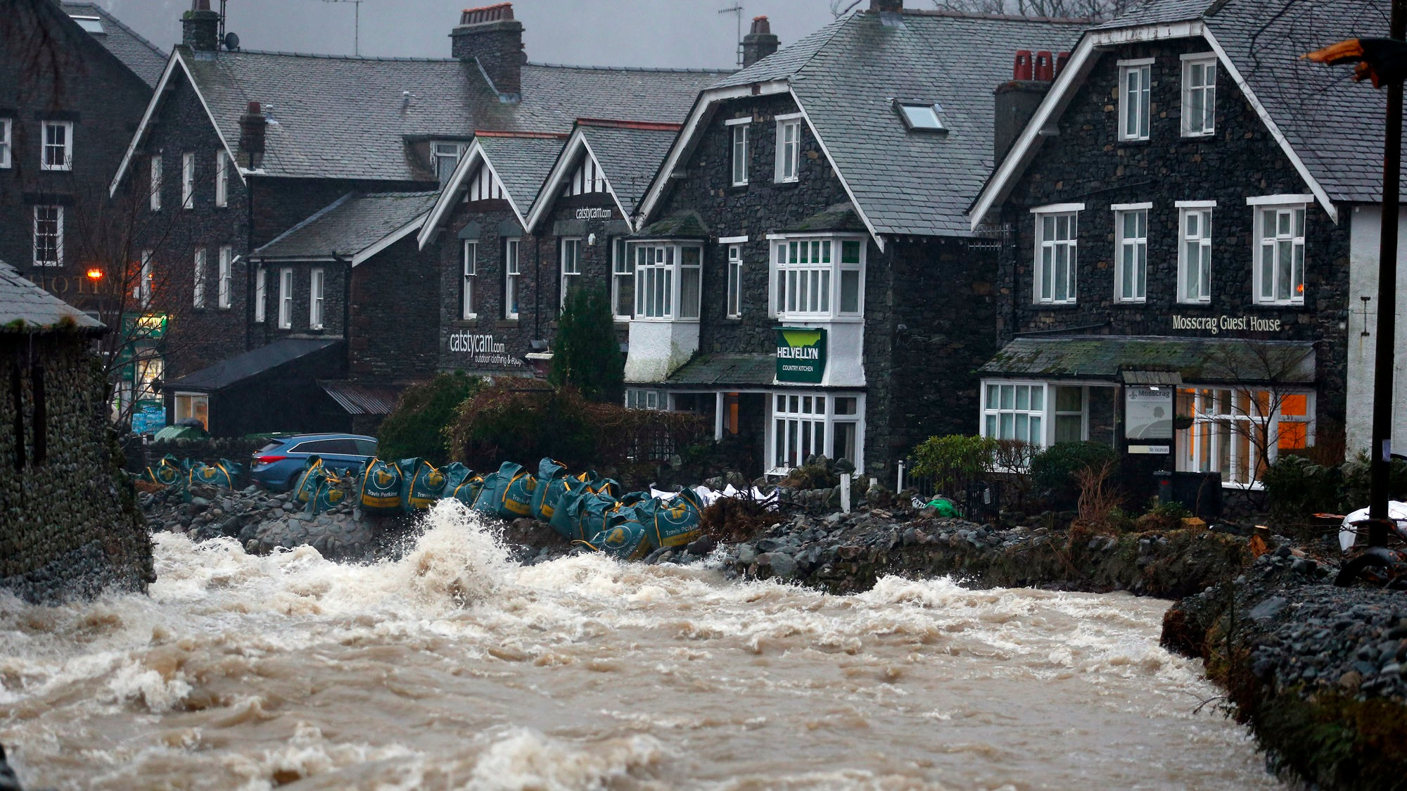 glenridding hotel flooding again