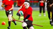 Quidditch is coming to Staffordshire