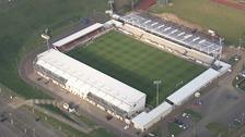 A 45-year-old man is helping with inquiries in relation to the investigation into the use of funds loaned to Northampton Town FC by Northampton Borough Council.