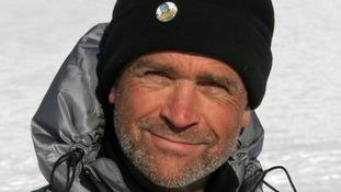 Explorer Henry Worsley