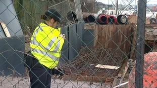 Four men were killed in Great Yarmouth when a steel cage collapse on them in 2011.