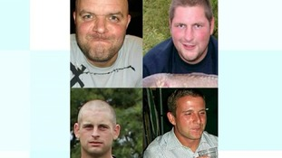 The four men killed were Daniel Hazleton and his brother Thomas, Peter Johnson and Adam Taylor.