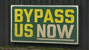 Bypasses are needed for the villages Marlesford, Little Glemham, Stratford St Andrew and Farnham.