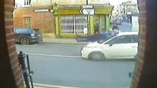 Two arrested over horrific hit-and-run which left man for dead