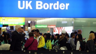 Leaving EU could slash UK net migration by more than 100,000 a year, report claims