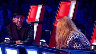 Paloma Faith breaks down in tears after explosive row with Boy George on The Voice