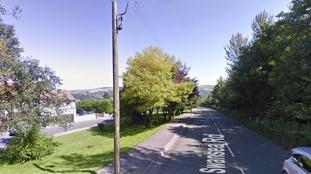 Swansea Road, Merthyr