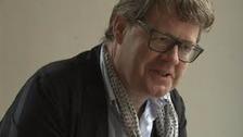 Best selling author James Runcie