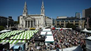 Leeds Loves Food 2012