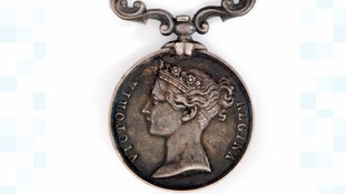 The South Africa Medal was won by Private Joseph Bromwich