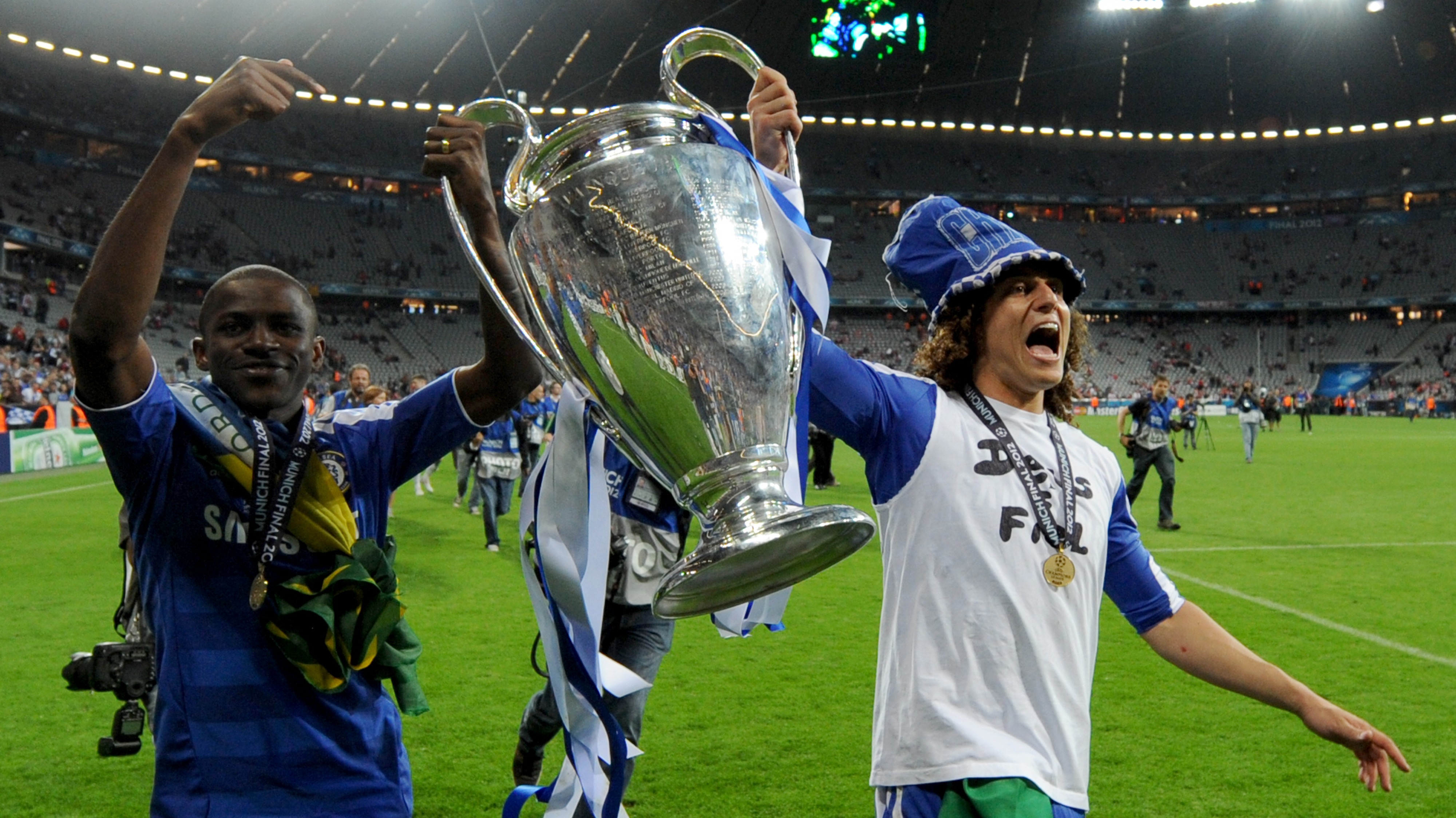 Chelsea sell Ramires to Chinese club for £20m ITV News