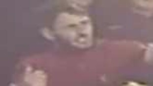 Officers are keen to identify the man pictured as it is thought he was in the area at the time and may be able to help police with their enquiries.