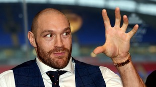 British Boxing clear world champion Tyson Fury over comments