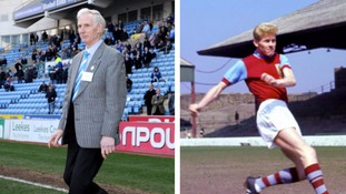 Coventry City pays tribute to two former players