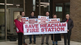 People power saves Norfolk fire service cuts but at a cost to taxpayers