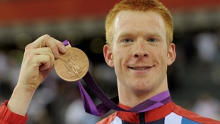 Ed Clancy's homecoming