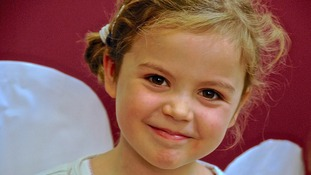 Girl was crushed to death by tractor her dad was driving on family holiday, inquest told