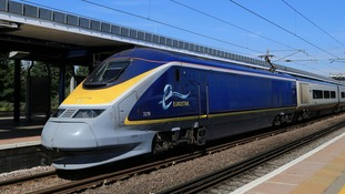 The Government sold a 40% stake in Eurostar.