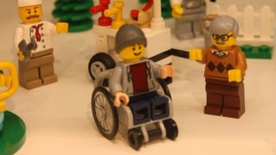 Lego reveals first ever figure in a wheelchair after #ToyLikeMe campaign