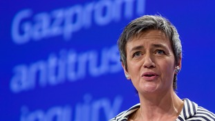 EU Competition Commissioner Margrethe Vestager has not ruled out an investigation into the tax deal
