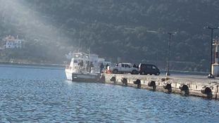 Mostly children die as migrant boat sinks off Greek island