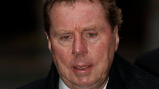 Harry Redknapp in London