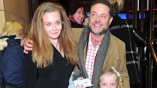 John Thomson and family