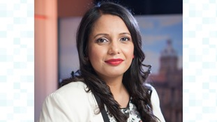 Balvinder Sidhu presents ITV News Central's Good Morning Britain bulletins