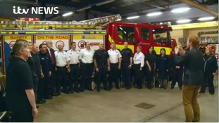 Cheshire Fire and Rescue Service Choir