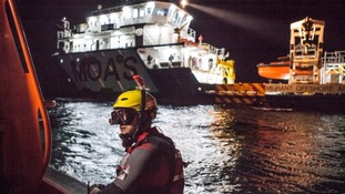 MOAS (Migrant Offshore Aid Station) patrols the Mediterranean, the Aegean and the Andaman seas.