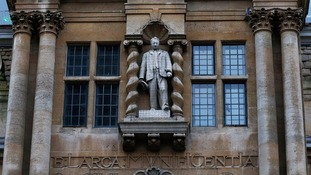 Cecil Rhodes statue to remain at Oxford University