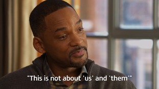Oscars race row: Will Smith tells GMB he wants to be 'part of solution'