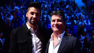 X Factor winner Ben Haenow splits with Simon Cowell's record label Syco