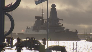 Royal Navy warships to undergo refits over reliability