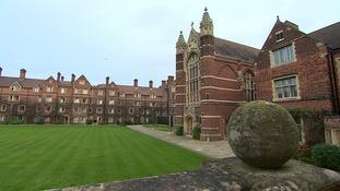A rare slice of history uncovered in Cambridge