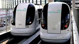 Appeal for Londoners to try out capital's first driverless cars