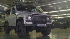The Defender has been in production for 67 years and has retained many of its original distinguishing features