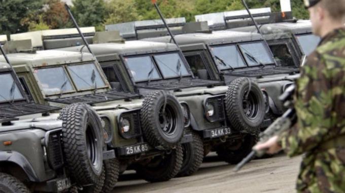 Land Rover Defender 'a fantastic military workhorse' says ex-SAS man