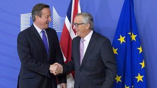 Cameron takes another step back in long retreat over pledges to regain power from Brussels