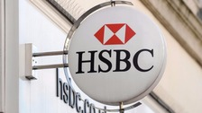 HSBC says it has successfully defended its internet banking service from a cyber attack.