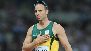 Oscar Pistorius is today aiming to win his first individual gold medal of the London Games.