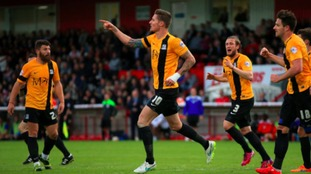 Barry Corr has been ruled out for the season.