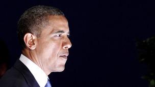 United States President Barack Obama.